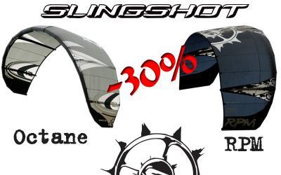 Внимание скидки на кайты Slingshot 2010 года до 30%!